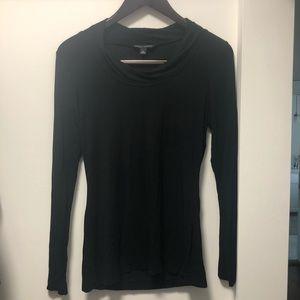 BANANA REPUBLIC Modal Long Sleeve Shirt - M